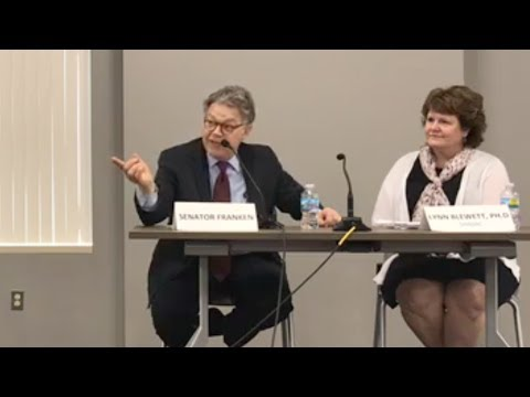 Franken Townhall On GOP Healthcare Bill - Full Q & A