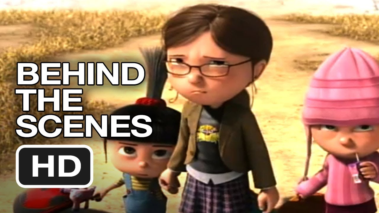 Despicable Me Movie Official Behind The Scenes 1 2010