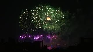 Boston Fireworks 2018