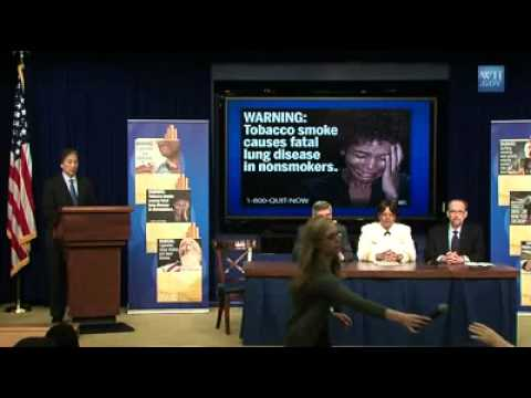 New Warnings for Tobacco Products.flv