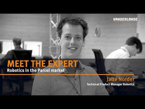Meet The Expert vlog #2 | Robotics in the parcel market