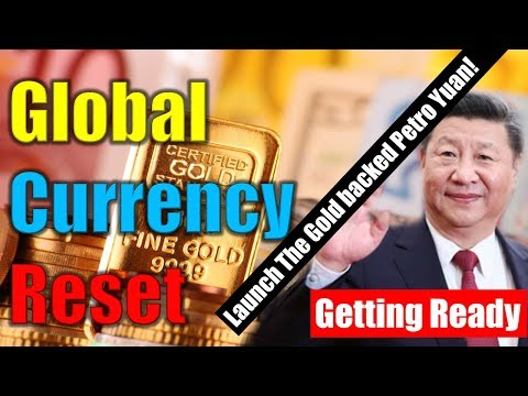 China Destroy U.S Dollar As They Launch The Gold backed Petro Yuan! Global Currency Reset