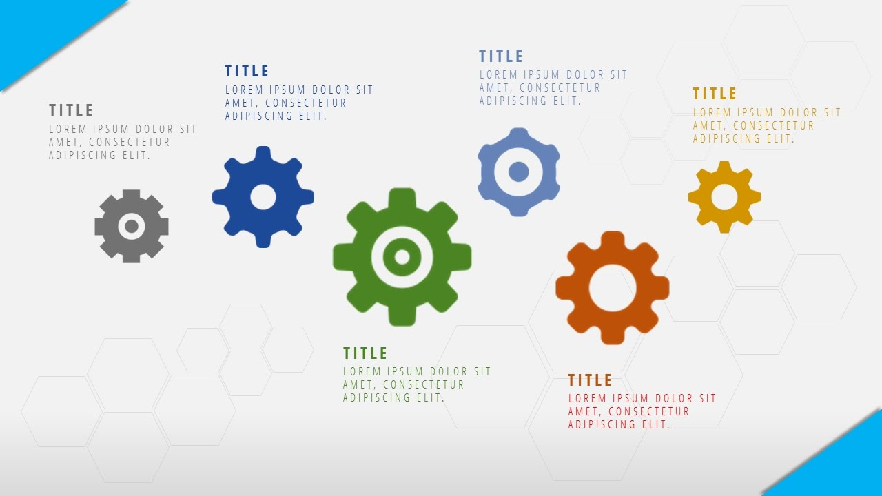 Powerpoint presentation designs templates creative venus brilliantly done gears smart art in microsoft powerpoint ppt for your business meeting toneelgroepblik Images