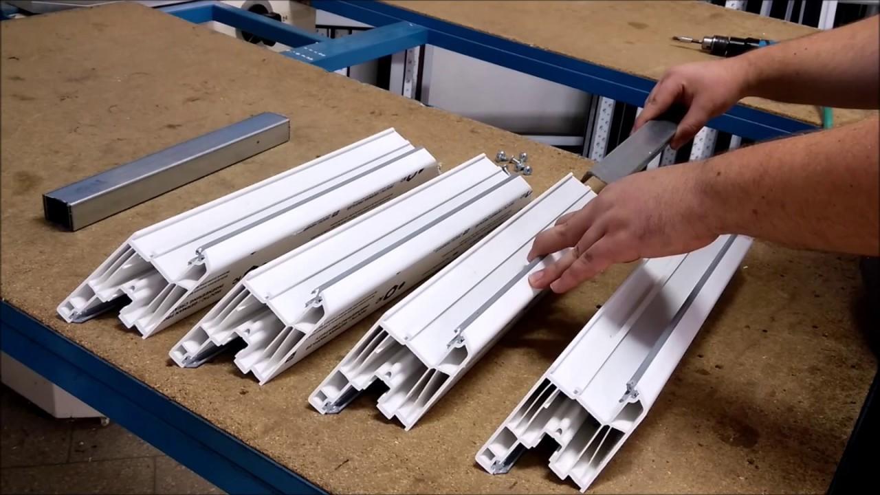 Come montare un nuovo infisso in PVC - EnergeticAmbiente.it