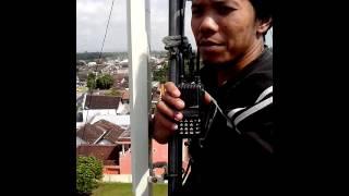 pemasangan antena wifi hotspot indozone