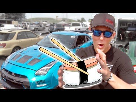1100hp SUSHI GT-R!? - Cleetus' Garage Ep. 3