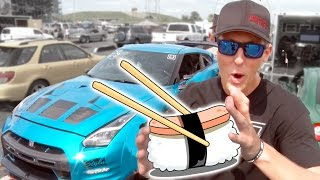 Download 1100hp SUSHI GT-R!? - Cleetus' Garage Ep. 3 Mp3 and Videos