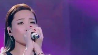 《我是歌手3》A-Lin-給我一個理由忘記