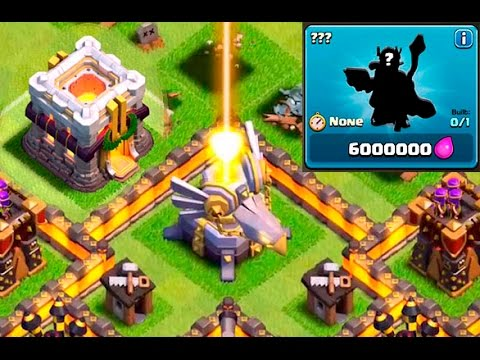 NEW DEFENSE, TOWNHALL 11 & HERO? | Clash Of Clans | SNEAK PEEK FOR NEXT UPDATE