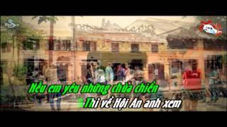 Yêu Cái Mặn Mà - Karaoke Beat Full