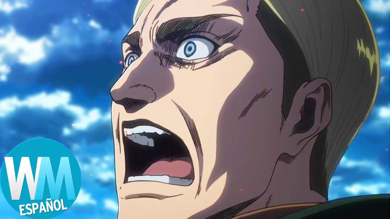 ¡Top 10 MUERTES más HONORABLES en Anime!