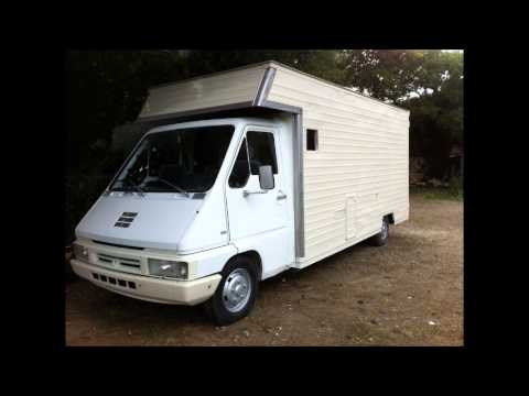 camping car renault master youtube. Black Bedroom Furniture Sets. Home Design Ideas