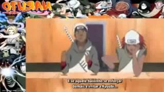 Naruto Shippuden   OVA 9   O Exame Chuunin das Chamas  Naruto Vs Konohamaru