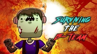 life as a zombie surviving the b team ep 2