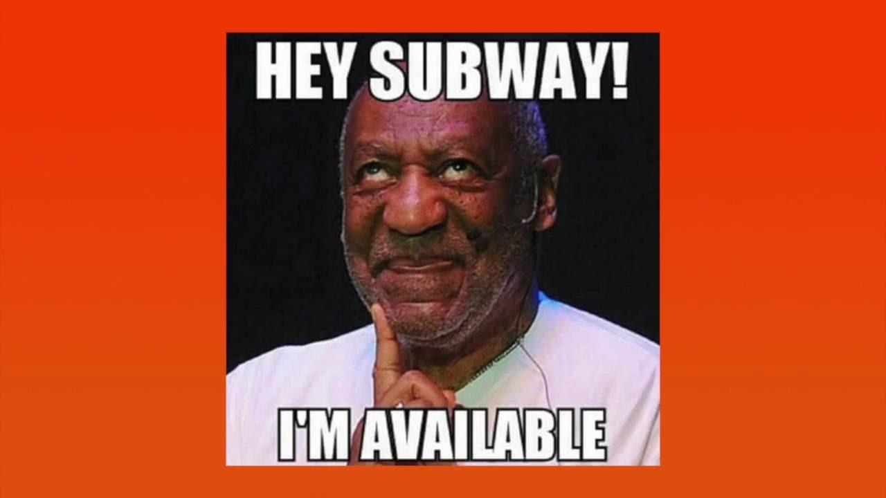 Subway Jared Meme