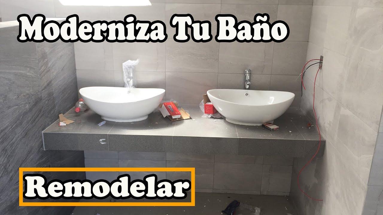 Diseño De Baños Pequeños   Baños Modernos 2019 Más De 50 Ideas De ...