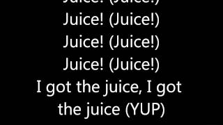 Chance The Rapper- Juice(Lyrics)