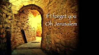 If I Forget You Jerusalem - Psalm 137 (Live) - James Block