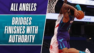 All-Angles: Miles Bridges Throws It Down With AUTHORITY‼