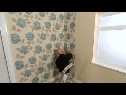 Wallpapering Hanging