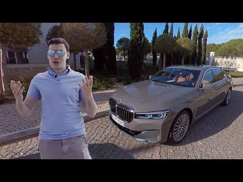 ОБНОВЛЕННАЯ 7 СЕРИЯ БМВ: ПОЛУЧИЛОСЬ ЛИ НА ЭТОТ РАЗ? Тест-драйв и обзор BMW 7 Series 2019 (G11/G12)