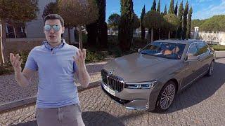 Обновленная 7 Серия БМВ: Получилось ЛИ НА ЭТОТ РАЗ?  Тест-драйв и обзор BMW 7 Series...