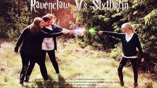 Ravenclaw Vs Slytherin