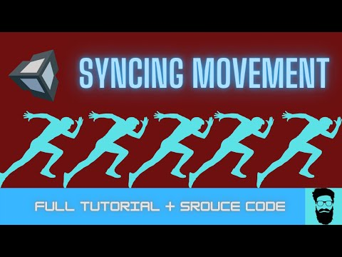Advanced Unity 3D - Syncing Multiplayer Movement (An Alternative to Network Transform)