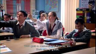 Catherine Tate Show - Lauren Cooper Science Teacher PeriodicTable Lesson