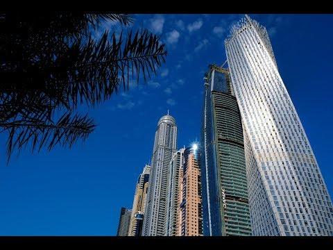 Dubai Marina Daytime, Dubai, UAE