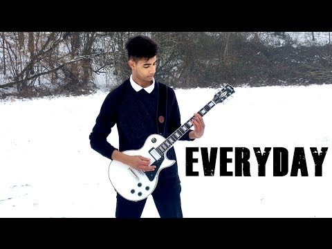 Everyday - Marshmello X Logic [Guitar Remix]