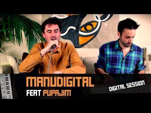 "MANUDIGITAL & PUPAJIM (Stand High Patrol ""Mr Trader"" - DIGITAL SESSION #20 (Official Video)"