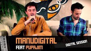 "MANUDIGITAL & PUPAJIM (Stand High Patrol) ""Mr Trader"" - DIGITAL SESSION #20 (Official Video)"