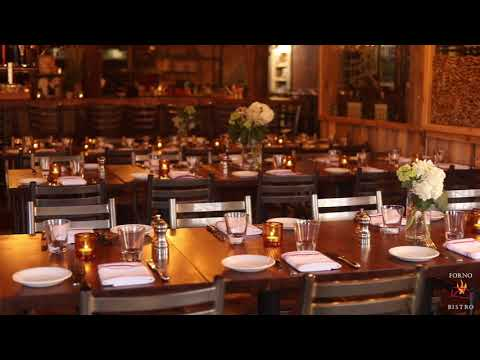 Private Events at Forno Bistro