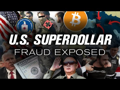 USA SuperDollar Counterfeit Fraud Exposed! BITCOIN Cannot Be Faked!