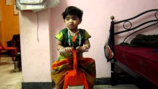 Pappa Paadum Pattu by Riya Reddy
