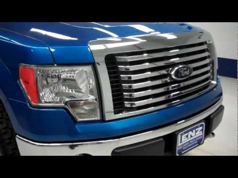 J5654 2012 Ford F-150 SUPERCREW-SHORT 5 1/2 FT-XLT-4WD-SYNC www.LENZAUTO.com $32,997
