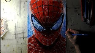How I Draw The Amazing Spider Man