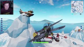 The new SNOW MAP in Fortnite
