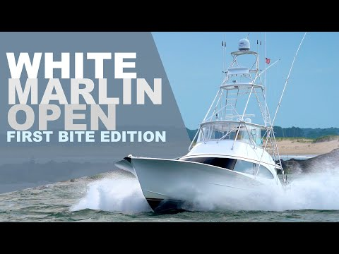 White Marlin Open / First Bite Edition / ZipZapPower