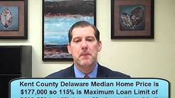 Delaware FHA Loan Limits 2014
