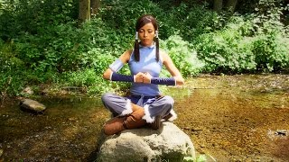 Legend of Korra Live Action Trailer | Cosplay