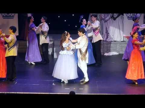 Ten Minutes Ago | Cinderella
