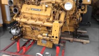 Caterpillar 3408 Marine Engine