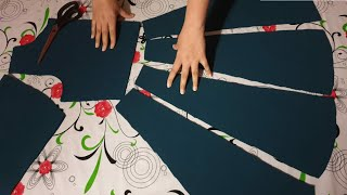 Kaliyon Wali Letest Dress/Frock/Suit /Cutting With Subtitle