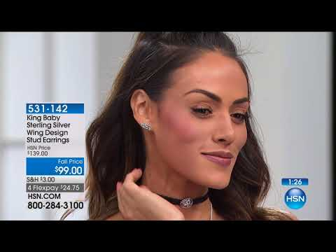 HSN | King Baby Jewelry 08.29.2017 - 02 AM