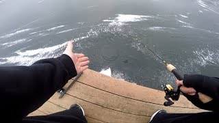 Huge Mistake While Ice Fishing...I Can't Believe I Did That...
