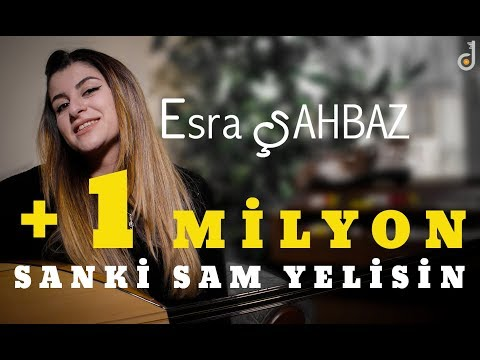 ESRA YÜCEL ( SANKİ SAM YELİSİN ) -- VATAN TV