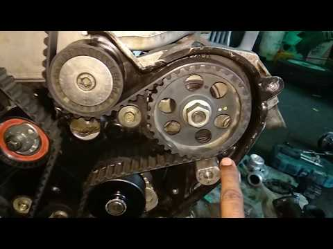 How To Chevrolet Captiva Engine Timing