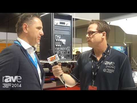 ISE 2014: Gary Kayye Interviews Hans Kortenhorst, Sennheiser's Benelux MD, About the European Market
